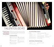 TALENTOS DO RS - Comercial Rede Globo