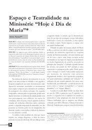 capa montada - revista teatro e dança UFBA