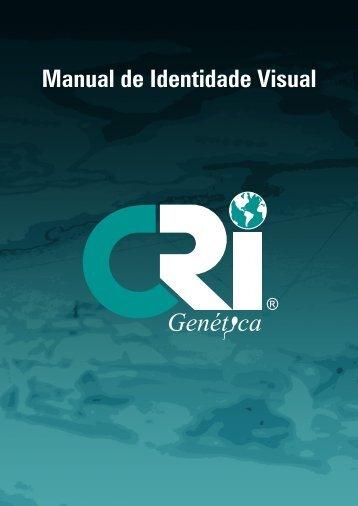 Manual de Identidade Visual - CRI Genética