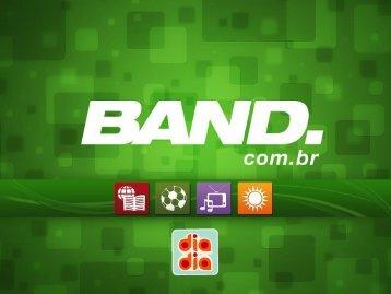 Receita Minuto 3.0 Mensal - Blogs da Band