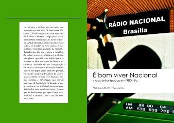 Acesse o livro aqui - EBC - Empresa Brasil de Comunicação