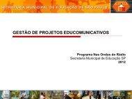 gestão_aula3.1_teaser - Secretaria Municipal de Educação