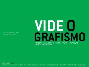 palestra videografismo