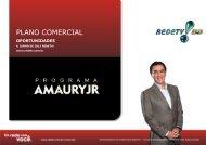 PLANO COMERCIAL - Rede TV!