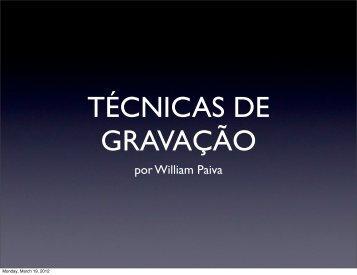 por William Paiva