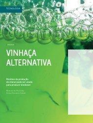 Vinhaça alternatiVa - Revista Pesquisa FAPESP