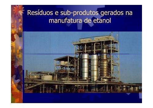 Resíduos da Fabricação de Álcool - Chinelo de Pneu