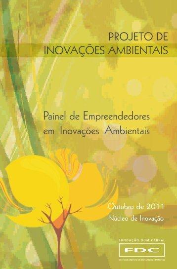 Painel de Empreendedores em Inovações Ambientais