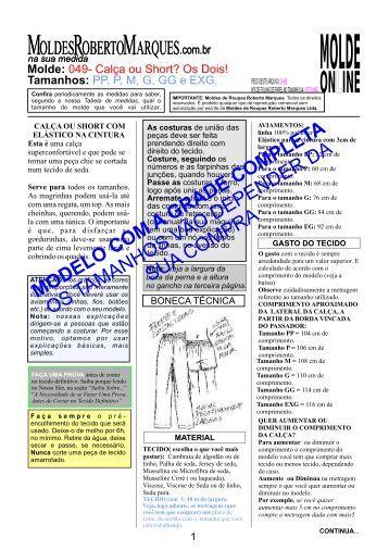 MOLDE ARQUES OLDES OBERTO .com.br na sua
