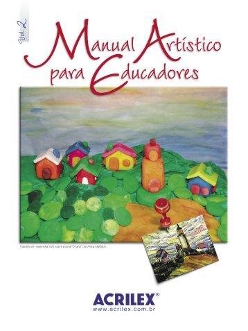 Manual para educadores - Vol. 02 - Acrilex