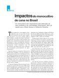 Os impactos da produção de cana no Cerrado e Amazônia ... - Page 7