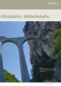 Aussteigen bitte. Basisinfo zum Bahndorf Bergün/Filisur - Seite 5