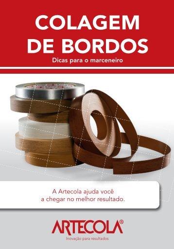COLAGEM DE BORDOS