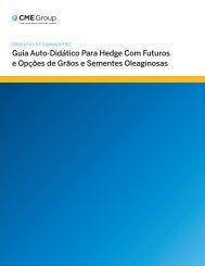Guia Auto-Didático Para Hedge Com Futuros e ... - CME Group