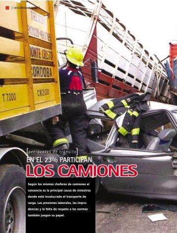 Según Los Mismos Choferes De camiones El Donde - Cesvi