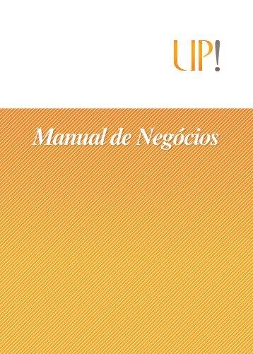 Manual de Negócios - UP!