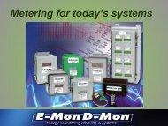 E-Mon Metering - Mars Electric