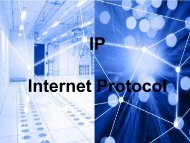 IP Internet Protocol - CBPF