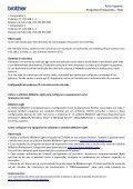 Auto-Suporte Perguntas Frequentes - FAQ - Brother - Page 2