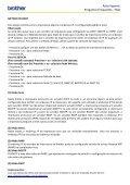 Auto-Suporte Perguntas Frequentes - FAQ - Brother - Page 3