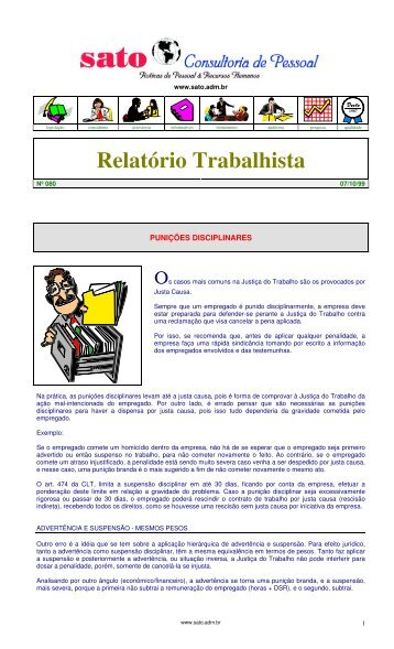 080 - Sato Consultoria de Pessoal