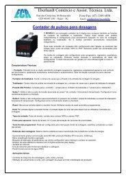Veja mais detalhes do produto baixe o catalogo - ecr-sc.com