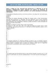Lei n.º 33/2006, de 28 de Julho - Série I nº 145