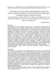 04 - a importância do capital humano como diferencial ... - UniFil