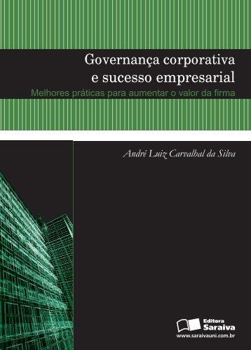 e sucesso empresarial - Editora Saraiva