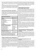 AUS DEM GEMEINDERAT IMPRESSUM - Gemeinde Sirnach - Seite 2
