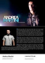 Andrea Martini Media Pack