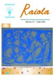 + Descargar revista nº 10 (PDF) - Centro Gallego de Vitoria