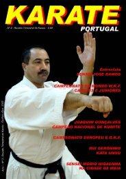 Regionalização do Karate em Portugal - FNK-P