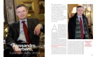 Intervista Barbero - Torino Magazine