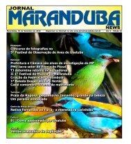 pequena no tamanho, grande na - Jornal Maranduba News