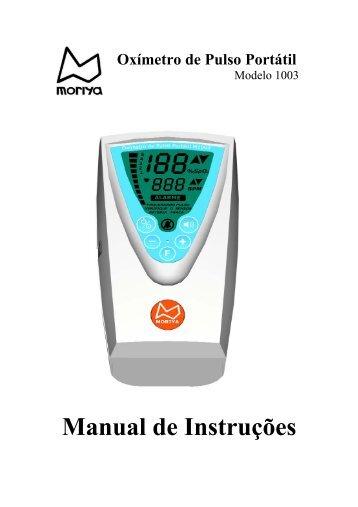 Manual de Instruções - NurseCare
