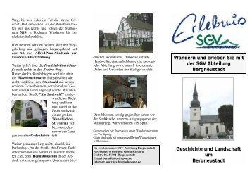 Geschichte und Landschaft um Bergneustadt - Stadt Bergneustadt