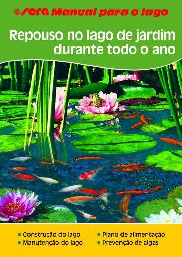 Manual sobre construção e manutenção de lagos ornamentais
