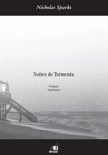 Noites de Tormenta - Editora Novo Conceito