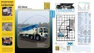 43Z-Meter Truck-Mounted Specifications - Putzmeister America