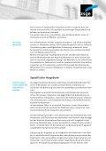 Der zsge-Arbeitsbetrieb und seine Abteilungen - Seite 2