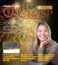 Jornal edição nº 119 - Crosp