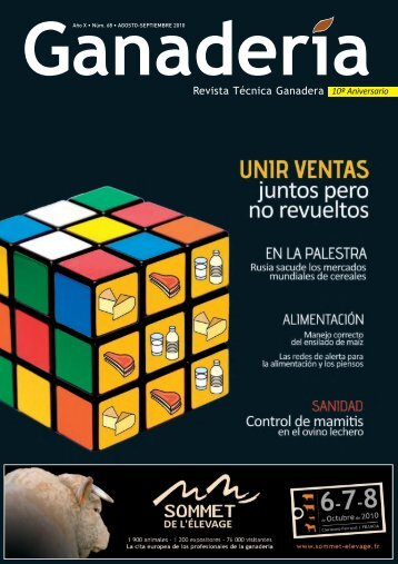 Revista Ganadería, ISSN: 1695-1123 - Ministerio de Agricultura ...