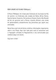 Download do Guia do Plano FenajPrev - Petros