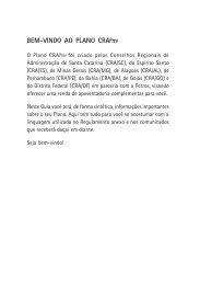Guia do Plano CRAprev - Petros