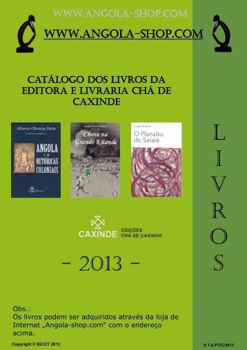 Livros ›› Literatura ›› Poesia - Angola-Shop.com
