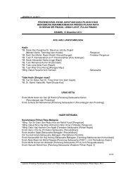 7. Laporan Prosiding Pendengaran Awam Jawatankuasa - Parlimen ...