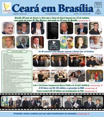 SAMBURÁ - Praça do Ferreira - Casa do Ceará