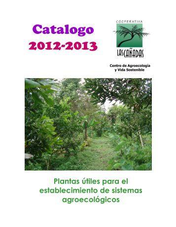 Descarga aquí nuestro Catálogo de Plantas ... - Las Cañadas