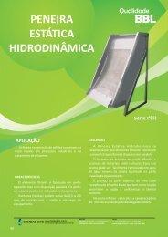 Catálogo Peneira Estática Hidrodinâmica - PEH.cdr - Bombas Beto